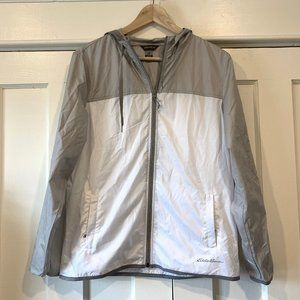 Eddie Bauer Light Rain Jacket Colourblock